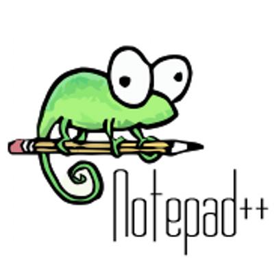 Notepad++ logo_400x400