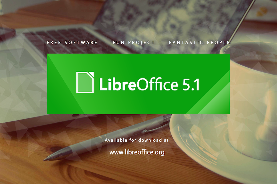 LibreOffice 5.1