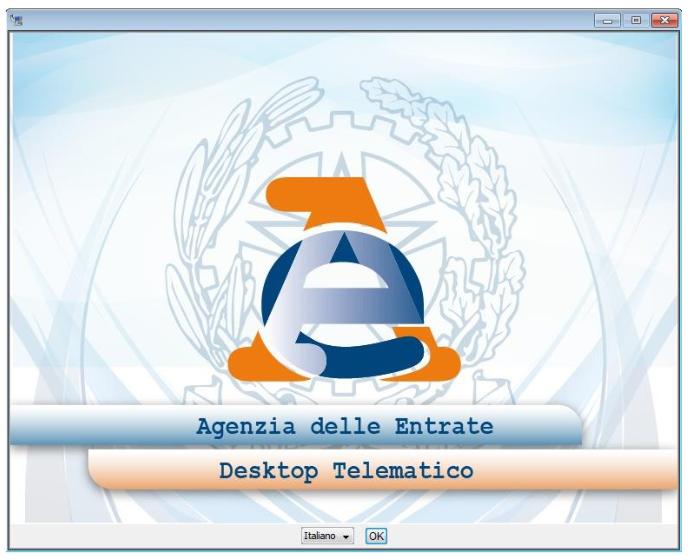 Desktop Telematico Agenzia Entrate