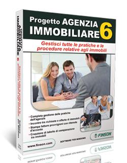 FINSON PROGETTO AGENZIA IMMOBILIARE 6 PER WINDOWS