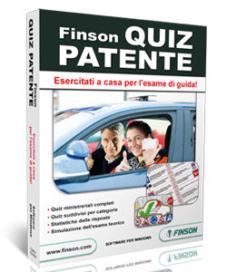 FINSON QUIZ PATENTE PER WINDOWS