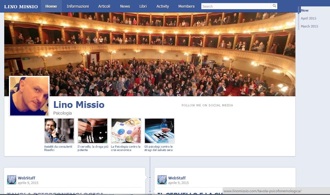 LinoMissio.com