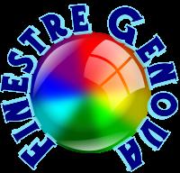 Logo FinestreGenova.eu