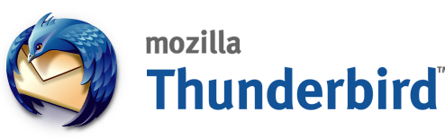 Mozilla Thunderbird logo 001