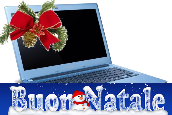 Notebook Natale