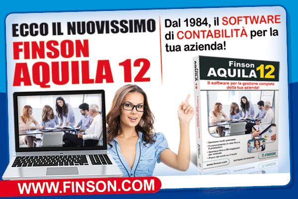 Nuovissimo Finson Aquila 12