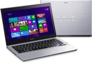 Sony Vaio ULTRABOOK model SVT131A1M product name SVT1312M1ES