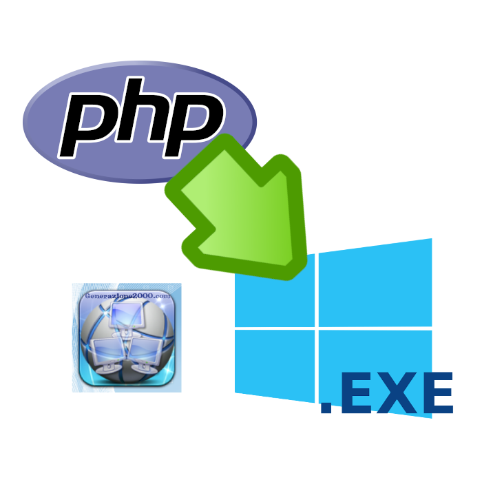 Php to EXE