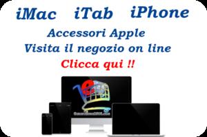 Acquista i prodotti Apple nel nostro negozio online