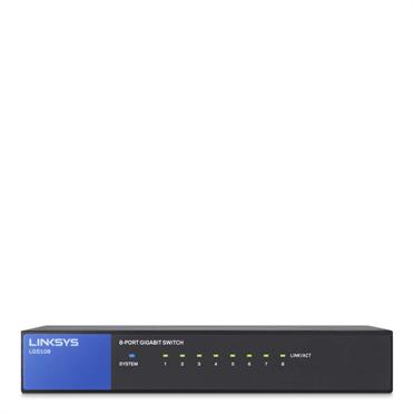 Linksys LGS108-EU
