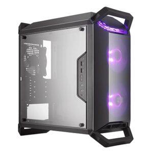 Cabinet Midi Tower Cooler Master Mcb-q300p-kann-s02 Masterbox Q300p Nero Microatx 1x3.5 2x2.5 2xusb3.0 Lato Trasp Noalim