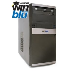 Pc Winblu Energy L2 0605w10aca 24l H310 Intel G5420 4gbddr4 120ssd Dvdrw Vga+hdmi Pci-e W10pro Academic/64 T+m 2y Onsite