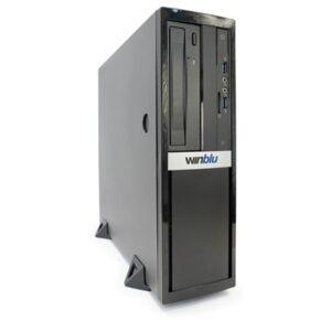 Pc Winblu Essential L5 0388 Sff 13lt H310 Intel I5-9400 8gbddr4/2666 256ssd Dvdrw+cr Vga+hdmi T+m Freedos 2y Fino:30/11