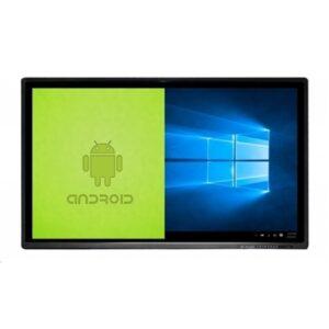 Monitor Yashi Touch Interattivo 65'' 4k 10 Tocchi 4gb Android/windows Con Ops Staffa Ly6503 Spese Trasporto Non Inclu Fino:30/11