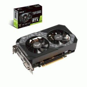 Svga Asus Tuf-rtx2060-o6g-gaming Nvidia Rtx2060 Pcie3.0 6gddr6 192bit 2xhdmi 1xdp Dvi Hdcp 7680x4320 2