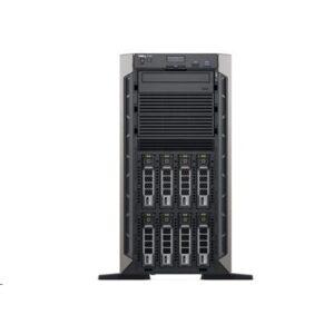 "Server Dell T340 Dpj1g Tower Xeon 4c E2124 3.3ghz 8gb Udimm 2666mhz 1tbsata3.5"" 4x3.5hotplug Odd Glan 2usb 1x495w 3ynbd"