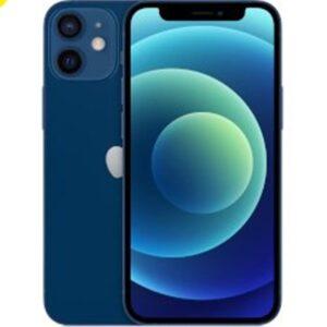 "Smartphone Apple Iphone 12 Mini Mge13ql/a Blue 5.4"" A14 64gb 12mpx Ios14"