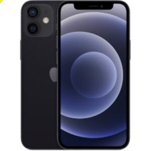 "Smartphone Apple Iphone 12 Mini Mge33ql/a Nero 5.4"" A14 128gb 12mpx Ios14"