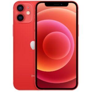 "Smartphone Apple Iphone 12 Mini Mge53ql/a Rosso  5.4"" A14 128gb 12mpx Ios14"