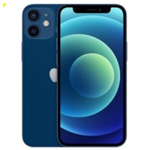 "Smartphone Apple Iphone 12 Mini Mge63ql/a Blue 5.4"" A14 128gb 12mpx Ios14"