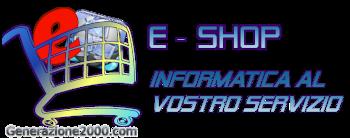 Generazione2000 e-shop
