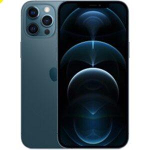 "Smartphone Apple Iphone 12 Pro Max Mgda3ql/a Pacific Blue 6.7"" A14 128gb 12mpx Ios14"