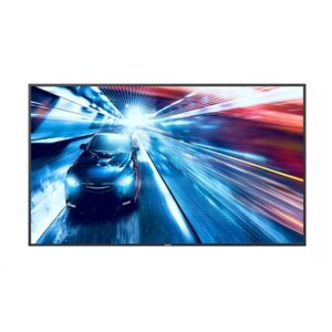 "Monitor Philips Lcd Led 49.5"" Wide 50bdl3010q/00 8ms Mm Uhd Black Dvi 4xhdmi Vesa No Base Fino:30/04"