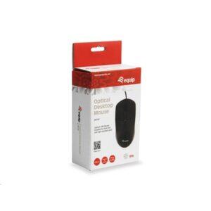 Mouse Usb Equip 245102 Ottico - Nero