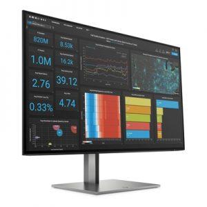 """Monitor Wks Hp 1c4z7at Z27q G3 - 27"""" Ips Qhd 2560x1440 16:9 Pivot 300nits Hdmi+dp 4usb Vesa 3y Fino:06/09"""