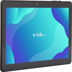 "Tablet Microtech E-tab Wifi Etw101gt/b 10.1"" Arm Cortex A53 4c 1.6ghz Ram4gb 32gbemmc Android10 Usb/wifi/bt/cam5+8mp  Fino:30/08"
