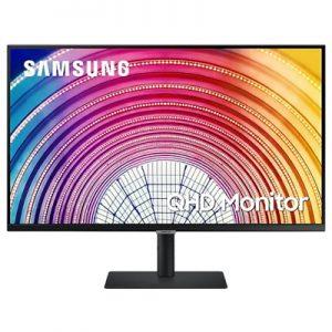 "Monitor Samsung Lcd Va Led 32"" Wide S32a600 5ms Uhd Black Hdmi Dp 4xusb  Vesa Fino:31/08"