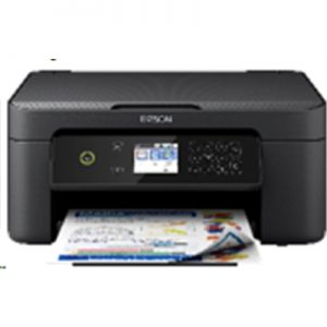 Stampante Epson Mfc Ink Expression Home Xp-4100 C11cg33403 A4 3in1 4cart 33ppm Lcd 100fg Card Reader